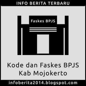 Kode dan Faskes BPJS Kesehatan Kab. Mojokerto