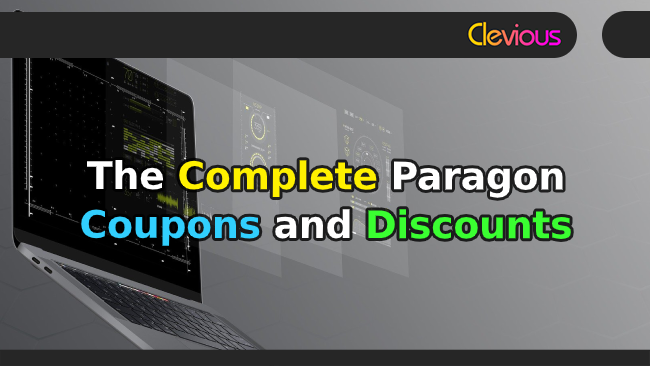 The Complete Paragon Coupons & Discounts - Clevious Coupons