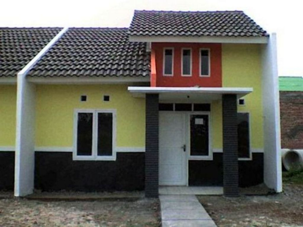 Model Rumah Btn Type 21 Yang Indah