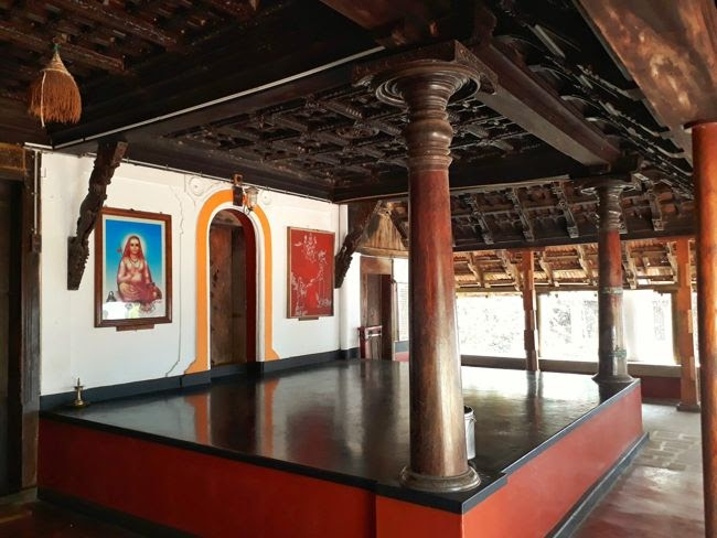 Ancestral Home - Swarnathu Mana