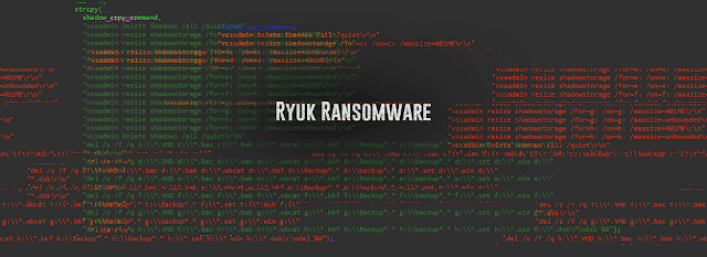 Anti-Virus Maker Discovers A Bug within Ryuk Ransomware Hacking News