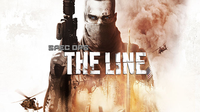 Spec Ops: The Line PC Game Download
