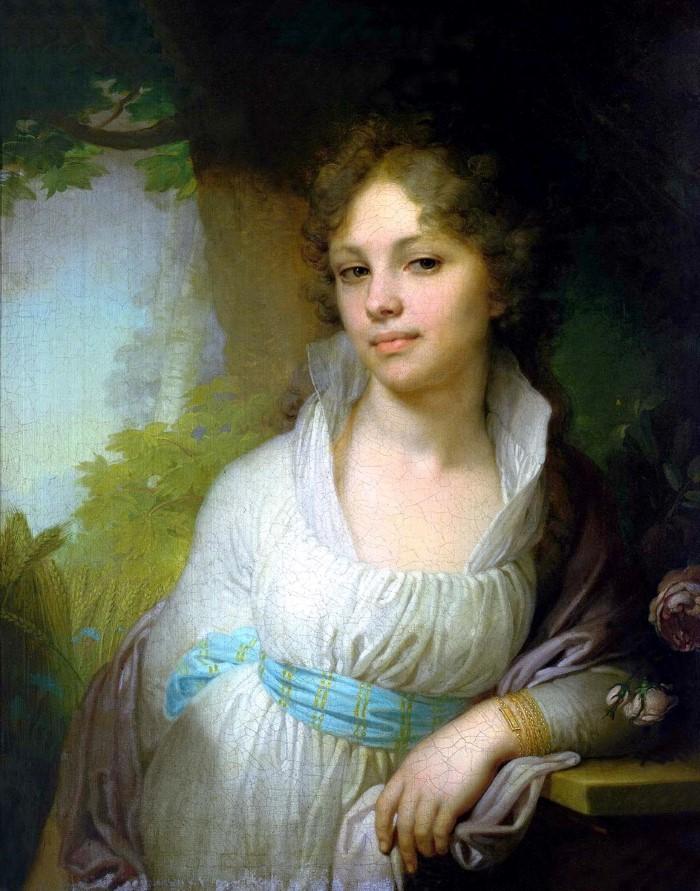 Женщины в живописи. От древности до нашего времени 42
