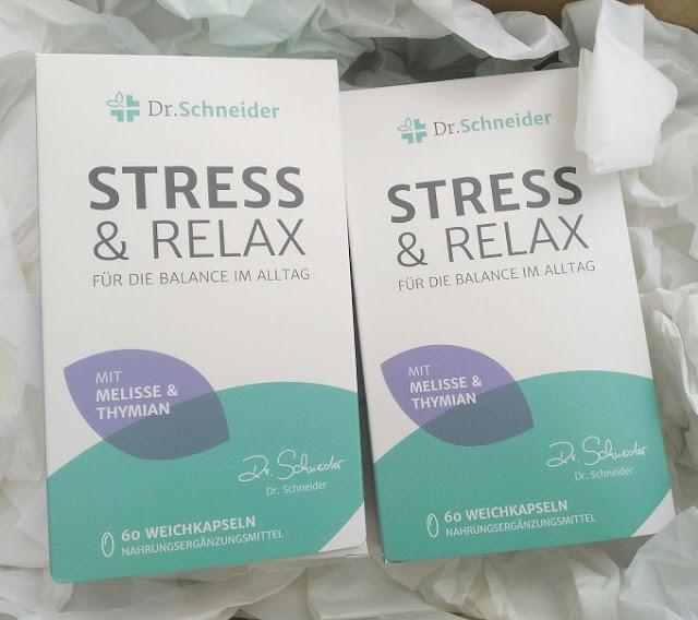 Dr. Schneider Stress & Relax Vorderseite