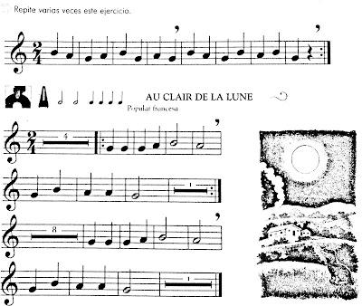 http://www.docentestic.es/Au_clair_de_la_lune.swf