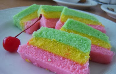 Resepi Kek Minyak