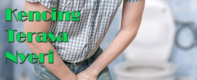 faktor penyebab nyeri pada ujung kelamin pria