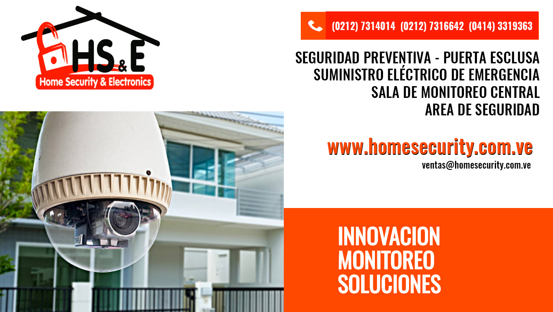 Home Security & Electronics C.A en Paginas Amarillas tu guia Comercial