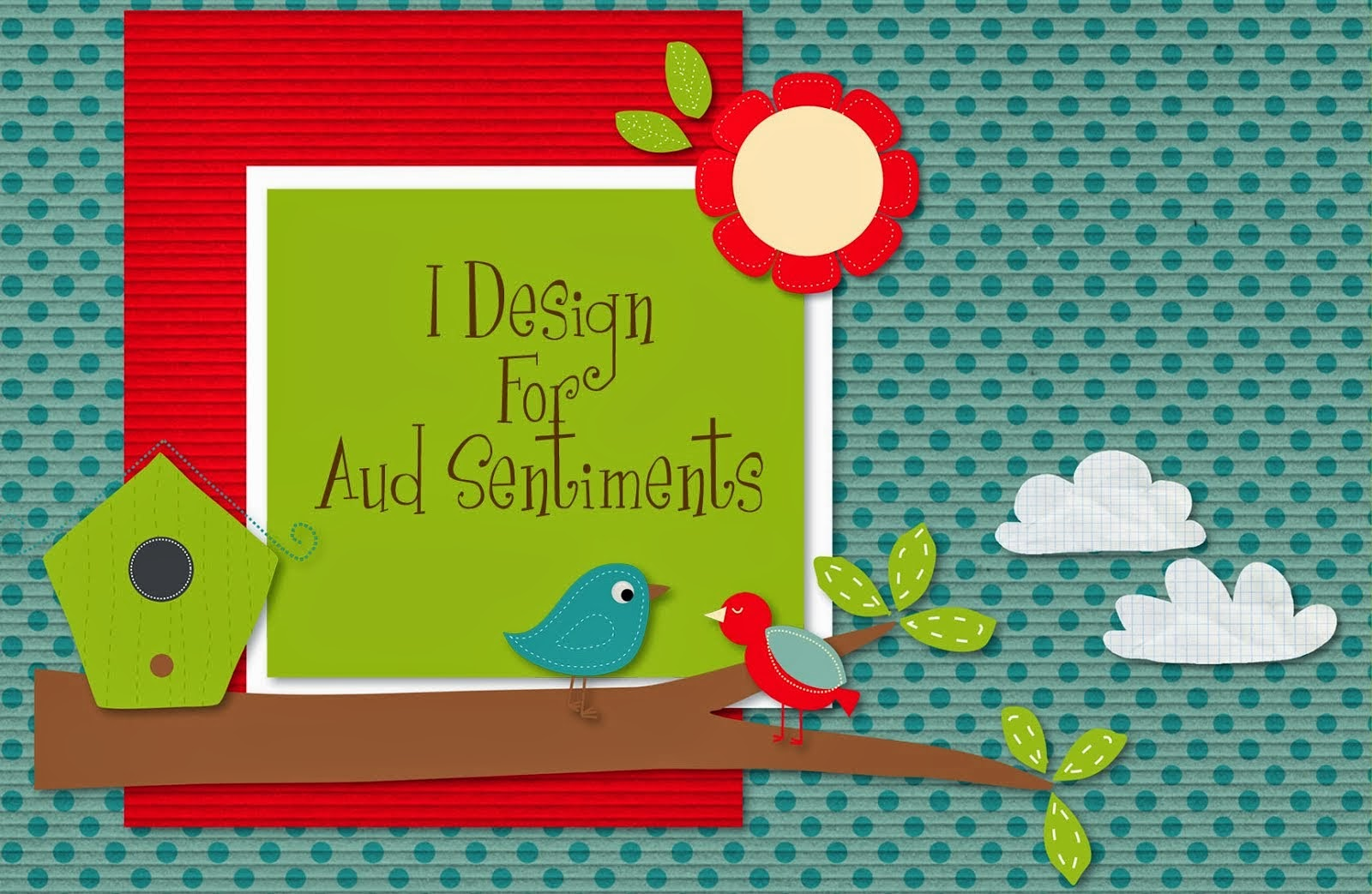 I design for Aud Sentiments