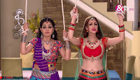 Soumya Tondon aka Bhabhiji in Beautiful Red Ghagra Choli ~  Exclusive Galleries 007.jpg