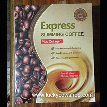 Express Slimming Coffee Plus Collagen