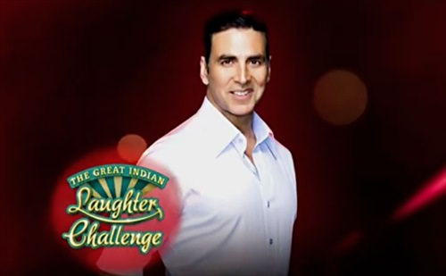 The Great Indian Laughter Challenge HDTV 480p 130MB 05 November 2017 Watch Online Free Download bolly4u