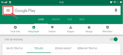 Cara Menghentikan Update Aplikasi Otomatis di Google Play Store