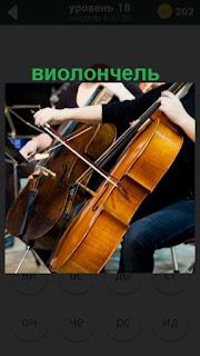 игра на виолончели музыкантов 18 уровень 470 слов