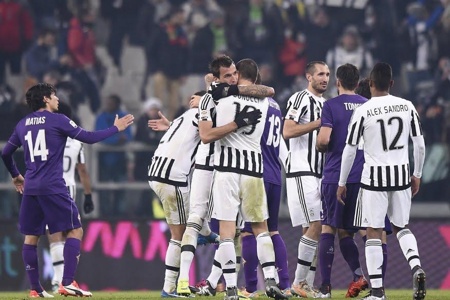 Dove Vedere Fiorentina-Juventus Streaming Online