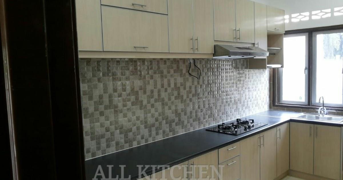All kitchen kabinet dapur kitchen cabinet telok panglima for Kitchen cabinet murah 2016