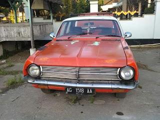 Dijual Sedan Klasik Australia HOLDEN siap pakek