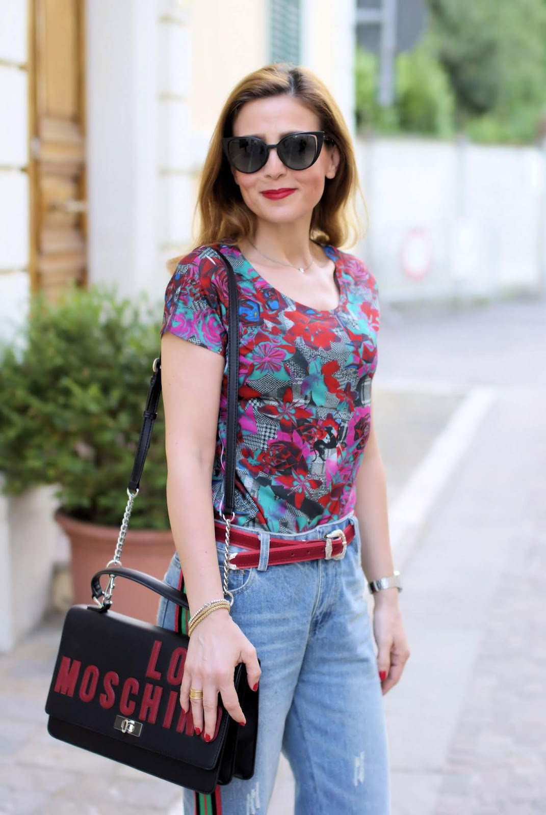 Mooma Design t-shirt on Fashion and Cookies fashion blog, fashion blogger style