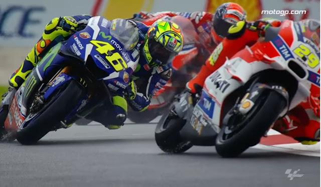 Hasil MotoGP Sepang Malaysia 201 - Andrea Dovizioso JUARA