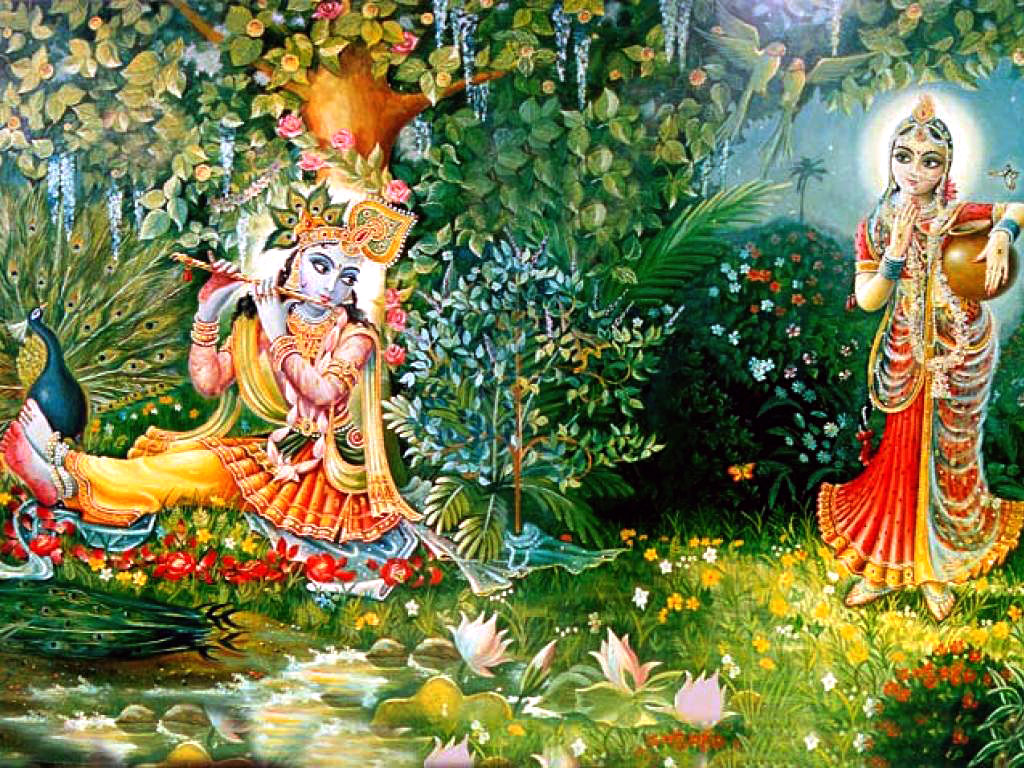 to radha krishna wallpapers - photo #26