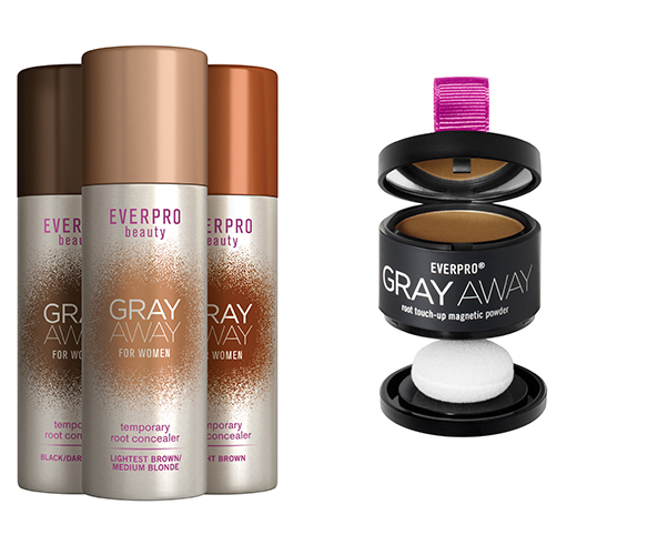 I Am THE Makeup Junkie: Review: EVERPRO® Gray Away Temporary Root ...