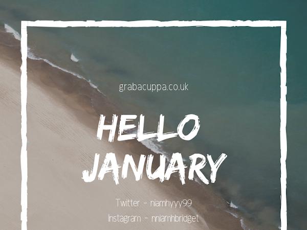 Afternoon Tea (NM) - Hello January