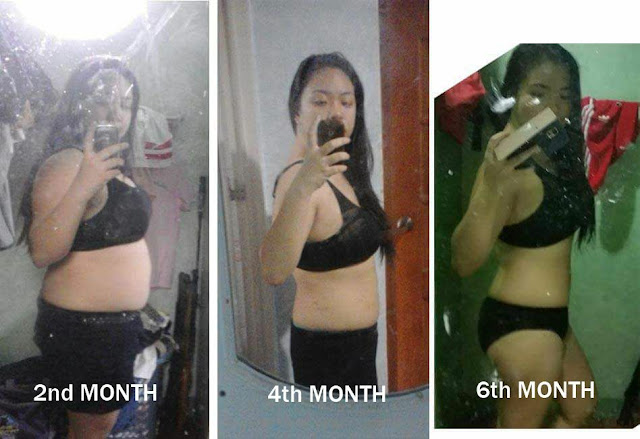 This Filipina Girl Shares Her Weight Loss Journey and Has Inspired Netizens! Her Secret Will Surely Surprise You!