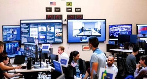 """فيسبوك تطلق """"غرفة الحرب"""" لمكافحة التدخل في الانتخابات"""