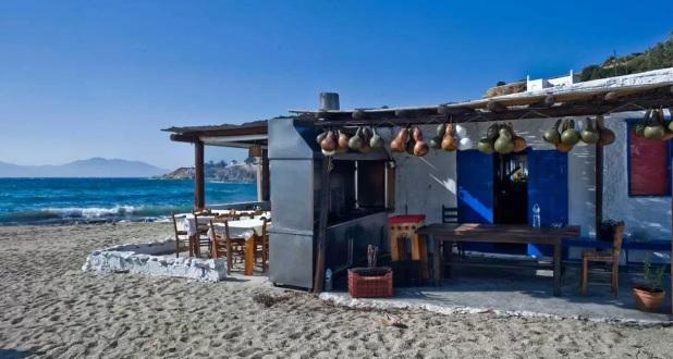 Restaurante Joanna's Nikos, Mykonos