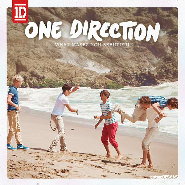 one direction what makes you beautiful distant designs