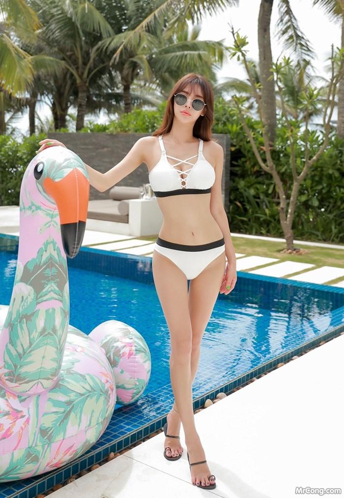 Image Park-Da-Hyun-MrCong.com-009 in post Bộ ảnh thời trang biển rực cháy quyến rũ của người đẹp Park Da Hyun (320 ảnh)