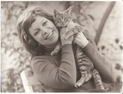 Isabel Allende gatos