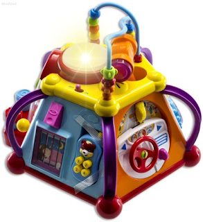 Activity Cube Are The Best To Provide Education & Entertainment To A Child