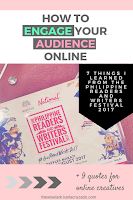 Philippine Readers and Writers Festival 2017