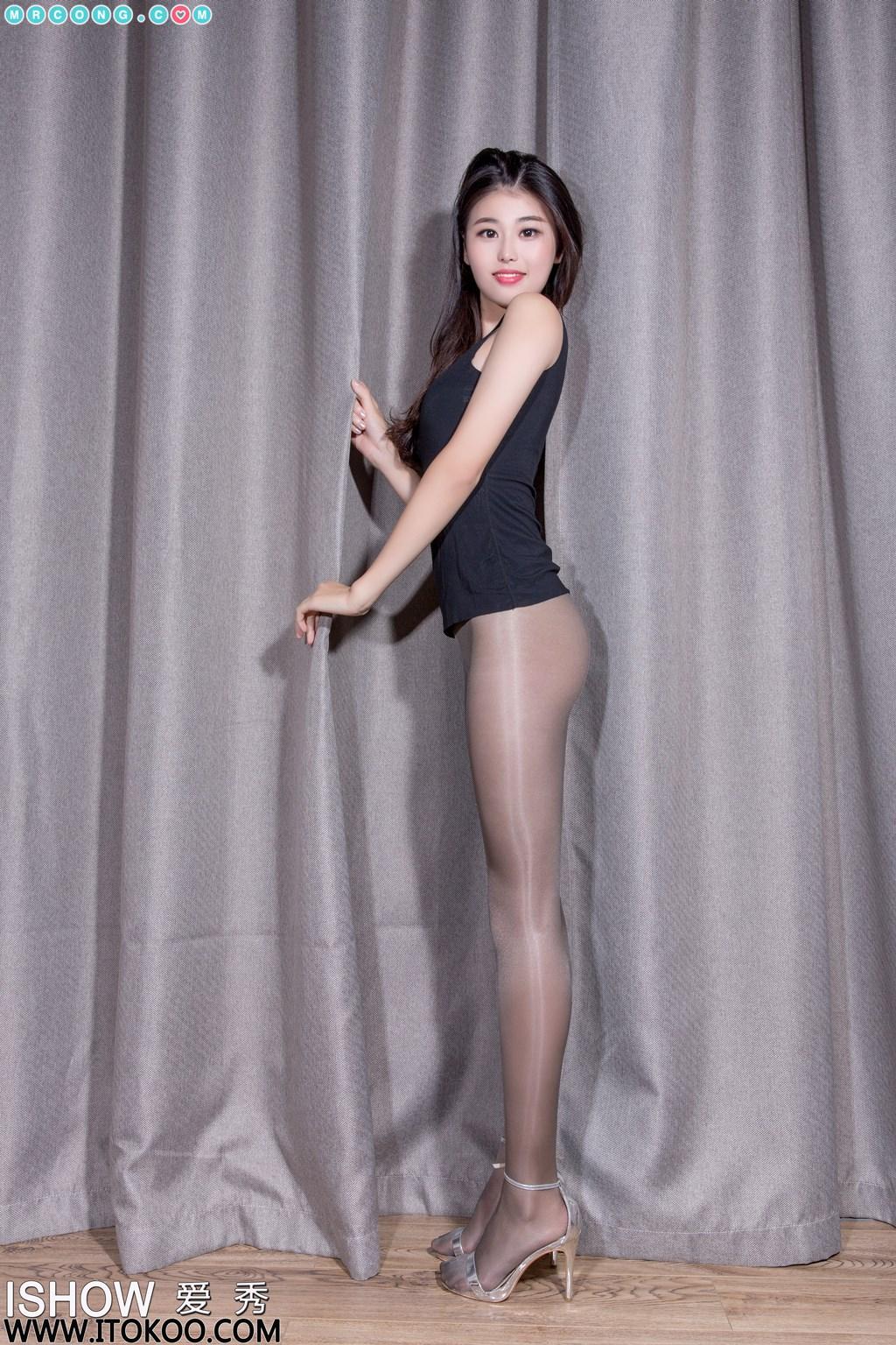 Image ISHOW-No.160-Liu-Yue-Fei-Phoebe-MrCong.com-007 in post ISHOW No.160: Người mẫu Liu Yue Fei (刘玥菲Phoebe) (31 ảnh)