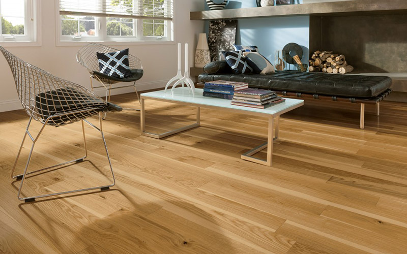 Is it hardwood or is it a wood alternative flooring?