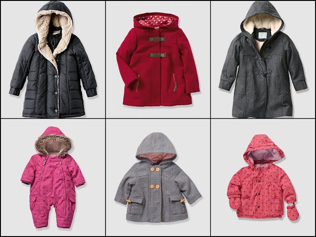 Sélection de vêtements d'hiver pour petite fille chez vertbaudet (Samedi Mode # 3)