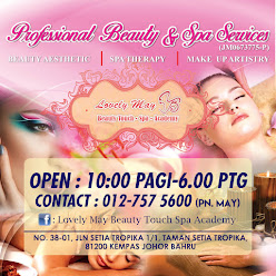 Lovely May Beauty Touch Spa Academy