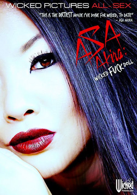 Asa Akira Wicked Fuck Doll (Wicked Pictures)