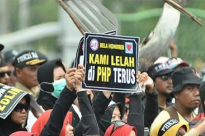 Empat Tahun Pemerintahan Jokowi, JPPI: Guru Honorer Jadi Korban PHP