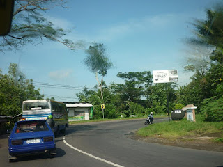 Topografi Desa yang Telah Memiliki Perpustakaan di Gunung Kidul Yogyakarta