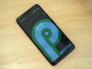 Fitur Yang Ada Di Android P