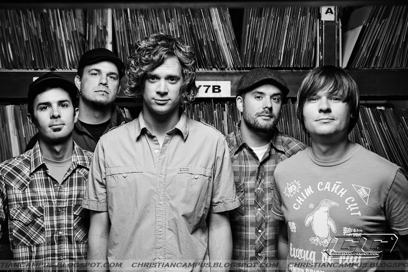 Relient K - is for karaoke 2011 Band members