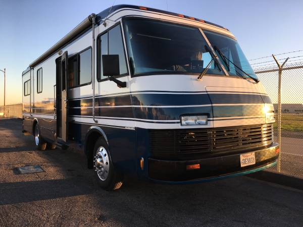 used rvs 1987 beaver marquis diesel pusher for sale by owner. Black Bedroom Furniture Sets. Home Design Ideas
