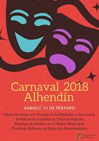 Alhendín - Carnaval 2018