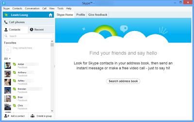 Skype Windows For Pc 8.33.0.53 { Latest 2018 }