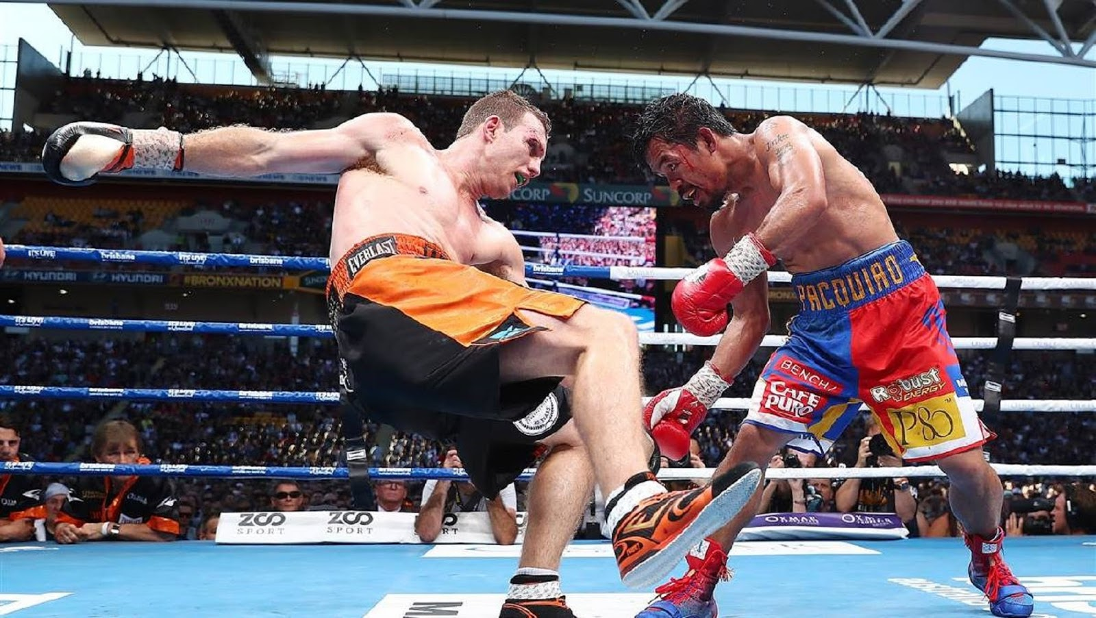 MANNY PACQUIAO VS JEFF HORN 5