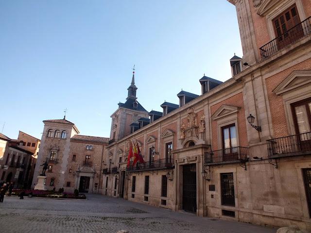 Plaza del Ayuntamiento de Madrid