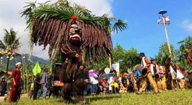 Gebyar Jagir Festival Pesona Wisata 2017 Ciamis
