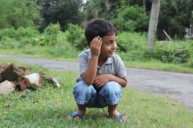 Sourajit Saha's Nephew Rick 11